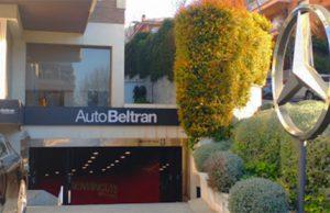 Atentado terrorista separatista en Barcelona contra Mercedes Benz