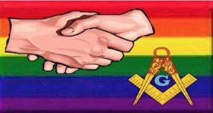 Bandera Homosexual, ideología de Genero y masonería