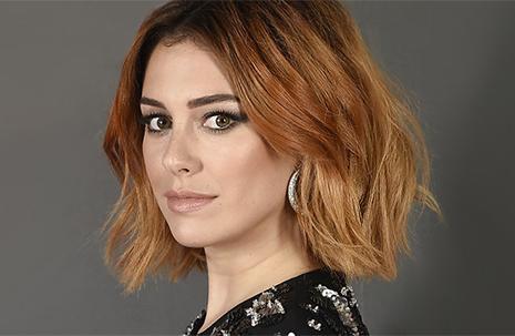 La actriz Blanca Suarez