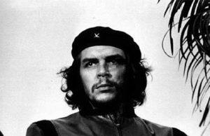 Che Guevara, imagen inedita