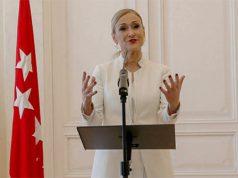 Cristina Cifuentes exlíder PP de Madrid