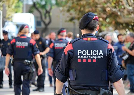 mossos desquadra