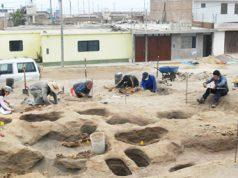El mayor sitio de sacrificio de niños encontrado en Perú