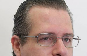 Martin Carricarte, miembro de Junta Política de Falange Española de las JONS