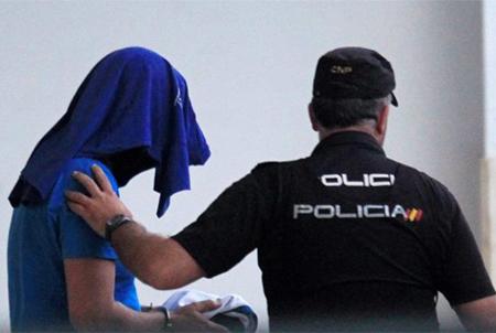 Refugiado detenido por la policia por violar a una joven en Madrid
