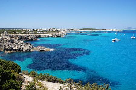 Las playas de Formentera