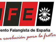 Logo del Movimiento Falangista de España
