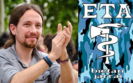 Pablo Iglesias y la banda terrorista ETA