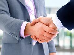 Acuerdo de colaboración. Pacto político. Juntando manos
