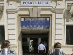 Edificio de la Policía Local de Castellón