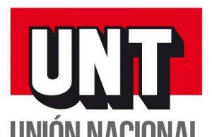 Logo Sindicato Unión Nacional de Trabajadores UNT
