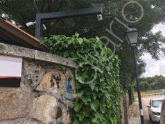 cámaras de seguridad en el chalet de Pablo Iglesias