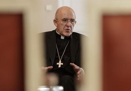 Arzobispo Cardenal Osoro