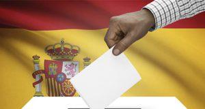 Elecciones en España. Votar en urna