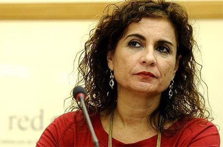 María Jesús Montero Cuadrado, ministra de Hacienda con Pedro Sánchez