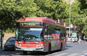Autobús de EMT de Valencia