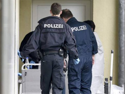 Polizei Alemania