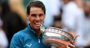 Rafa Nadal gana Roland Garros