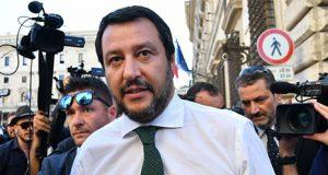 Salvini tras las elecciones en Italia