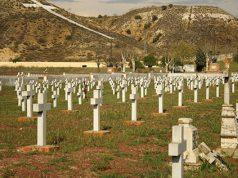 Cementerio de Paracuellos. Asesinados en la guerra civil española