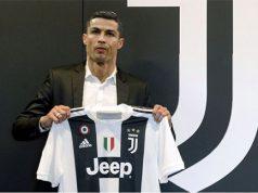 Cristiano Ronaldo ficha por la Juventus