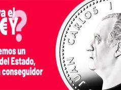 Falange Española de las JONS y los negocios del Rey Juan Carlos