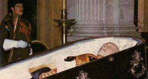Francisco Franco embalsamado