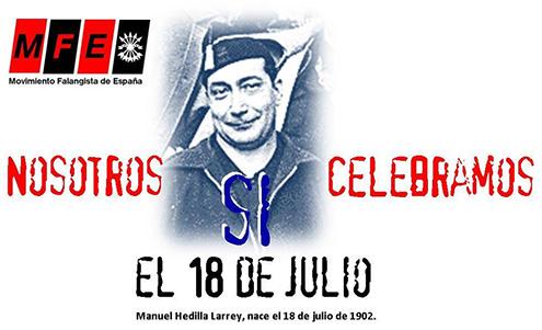 Manuel Hedilla Larrey