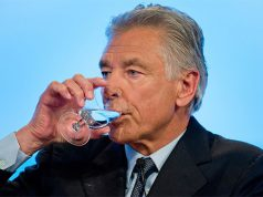 Peter Brabeck-Letmathe presidente de Nestlé