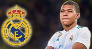 fichaje de Kylian Mbappé por el Real Madrid