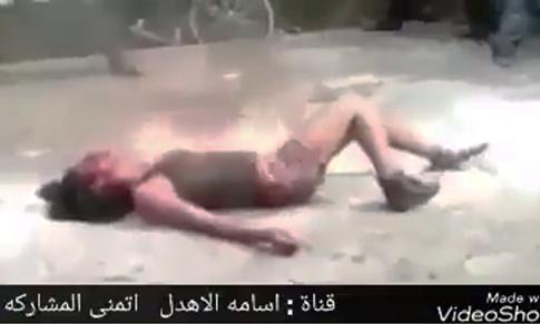 Musulmanes queman viva a una mujer hasta la muerte