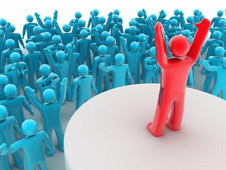Oclocracia el gobierno de la masa. La democracia puede crear oclocracia. Políticos y pueblo