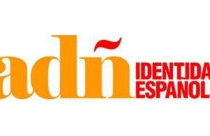 Logo coalición electoral Ante Todo España ADN - ADÑ