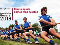 Asamblea General de afiliados 2018 de Falange Española de las JONS