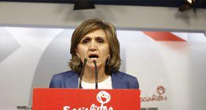 Maria Luisa Cercedo, Ministra de Sanidad del PSOE