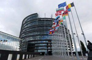 Edificio del Parlamento Europeo