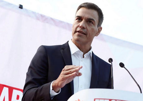 El presidente Pedro Sánchez contra la Iglesia Católica