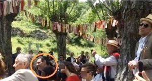 Pedro Sánchez en la boda de su cuñado en La Rioja