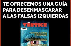 Presentación de la Revista Vértice en Zaragoza