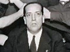 José Gómez de Falange Española conocido como el chofer de José Antonio Primo de Rivera
