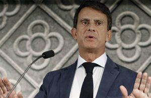 Valls candidato a la alcaldía de Barcelona