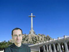 Abad del Valle de los Caídos el Padre Santiago Cantera