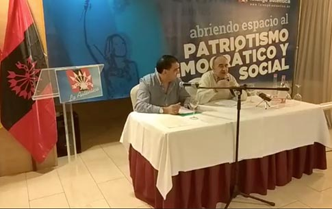 Antonio Ortega y Eduardo López Pascual de Falange Auténtica