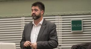 Carlos Sánchez Mato concejal de Podemos en Madrid