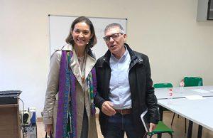 El Sindicato UNT se reúne con la ministra socialista de Industria