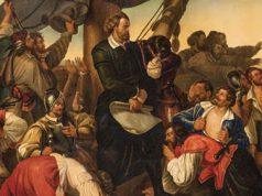 Pintura de Cristobal Colon