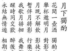 Letras en Chino. Traducir documentos al Chino