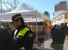 Militantes de VOX agredidos en Zaragoza