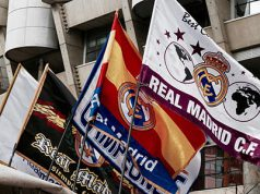 Banderas del Real Madrid