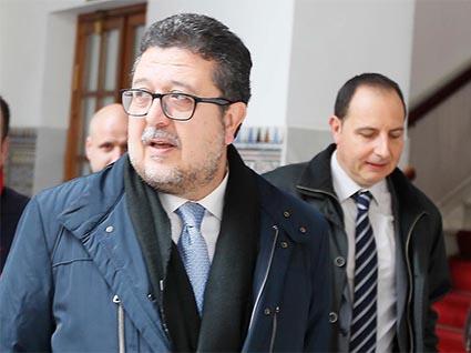 Francisco Serrano de VOX Andalucía